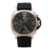 Panerai Rose gold 45mm Automatic PAM 00675 pre-owned