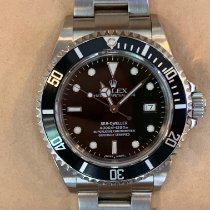 Rolex Sea-Dweller 4000 16600 2002 pre-owned
