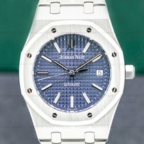 Audemars Piguet Royal Oak Selfwinding Сталь 39mm Синий