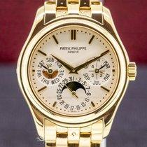 Patek Philippe Perpetual Calendar Yellow gold 37mm White Arabic numerals United States of America, Massachusetts, Boston