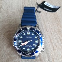Citizen Promaster Marine Steel 44mm Blue United States of America, Riverside