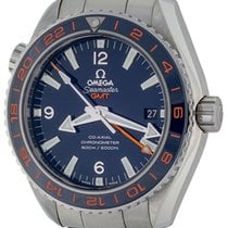 Omega Seamaster Planet Ocean 232.30.44.22.03.001 2016 pre-owned