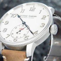 Ulysse Nardin Acier 44mm Remontage automatique 1183-320LE/60 occasion