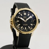 IWC Aquatimer Automatic Bronze 44mm Black No numerals