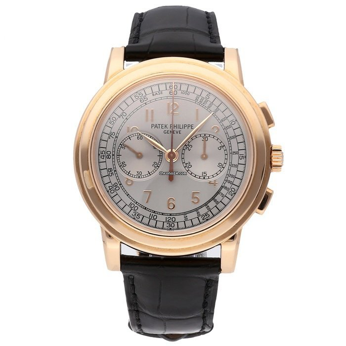 Patek Philippe Chronograph 5070R-001 2004 pre-owned