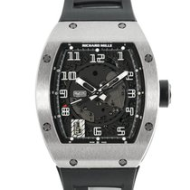 Richard Mille Titanium 38mm Automatic RM005 pre-owned