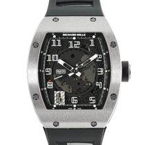 Richard Mille RM 005 Титан 38mm Чёрный Aрабские