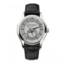 Patek Philippe White gold 40mm Automatic 5205G-001 pre-owned