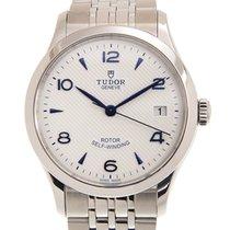 Tudor 1926 Acier 36mm Blanc
