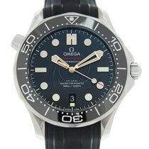 Omega Seamaster Diver 300 M 210.22.42.20.01.004 New 42mm Automatic