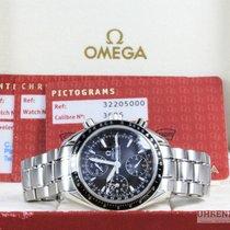 Omega 3220.50.00 Steel 2010 Speedmaster Day Date 40mm pre-owned