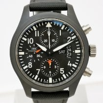 IWC IW378901 Keramiek 2006 Pilot Chronograph Top Gun 44mm tweedehands