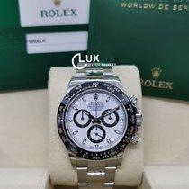 Rolex Daytona Steel 40mm White No numerals Malaysia, Kuala Lumpur