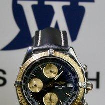 Breitling Gold/Stahl 40mm Automatik D13047 gebraucht Deutschland, Hamburg