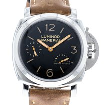 Panerai Luminor 1950 3 Days Power Reserve Steel 47mm Black United States of America, Georgia, Atlanta