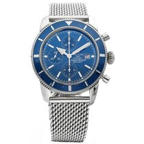 Breitling A13320 Steel 2015 Superocean Héritage Chronograph 46mm pre-owned United States of America, Florida, Sarasota