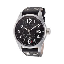 Hamilton Khaki Field Officer Steel 44mm Black Arabic numerals United States of America, Florida, Sarasota