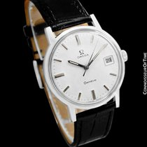Omega Genève Steel 35mm White United States of America, Georgia, Suwanee