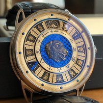De Bethune White gold 44.5mm Manual winding DB25 pre-owned