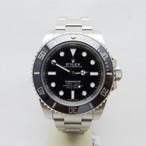 Rolex Submariner (No Date) 114060 2018 gebraucht
