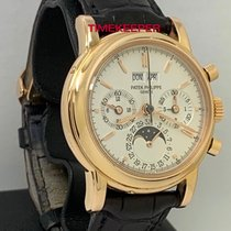Patek Philippe Perpetual Calendar Chronograph Rose gold 37mm
