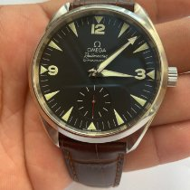 Omega Seamaster Railmaster 2806.52.37 Very good Steel 49.2mm Manual winding Indonesia, Cinere Depok
