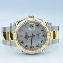 Rolex 116233 Or/Acier 2008 Datejust 36mm occasion