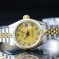 Rolex Gold/Stahl 26mm Automatik 69173 gebraucht Deutschland, Hamburg
