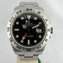 Rolex Explorer II 216570 2013 brukt