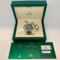 Rolex Sea-Dweller Deepsea Steel 44mm Black No numerals United States of America, Texas, San Antonio