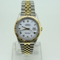Rolex Datejust Turn-O-Graph Acero y oro 36mm Blanco España, Santander