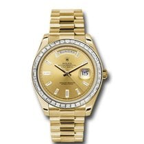 Rolex 228398TBR Yellow gold Day-Date 40 40mm new United States of America, New York, New York
