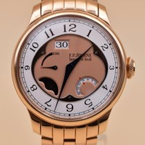 F.P.Journe Octa Rose gold 40mm Arabic numerals United States of America, Texas, Houston