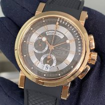 Breguet Marine Rose gold 42mm Black Roman numerals United States of America, New York, Manhattan