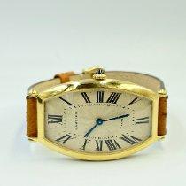 Cartier Tonneau 89590016 2012 pre-owned