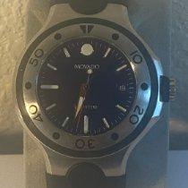 摩凡陀 Series 800 鋼 43mm 藍色 無數字