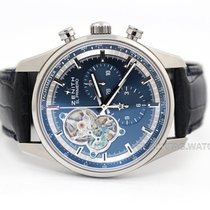 Zenith El Primero Chronomaster Steel 42mm Blue No numerals United States of America, Florida, Aventura