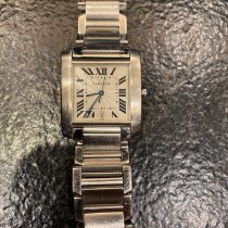 Cartier Tank (submodel) pre-owned 28mm
