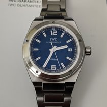 IWC Ingenieur AMG Steel 42.5mm Blue Arabic numerals
