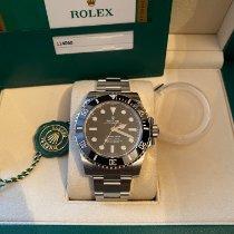 Rolex Submariner (No Date) новые 2020 Автоподзавод Часы с оригинальными документами и коробкой 114060