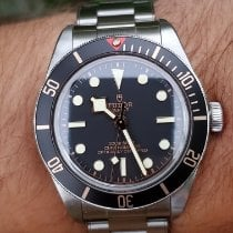 Tudor Black Bay Fifty-Eight Steel 39mm Black No numerals United States of America, Texas, Houston