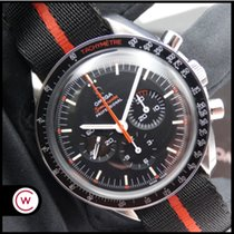 Omega 311.12.42.30.01.001 Zeljezo 2018 Speedmaster Professional Moonwatch 42mm rabljen