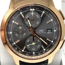 IWC Ingenieur Chronograph Rose gold Grey No numerals