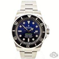 Rolex Sea-Dweller Deepsea 126660 Nenošené Ocel 44mm Automatika
