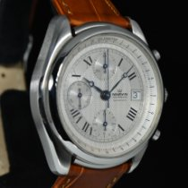 Marvin Steel 41mm Automatic 8610002 pre-owned