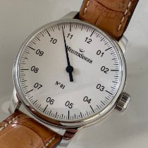 Meistersinger N° 01 AM3301 Very good Steel 43mm Manual winding