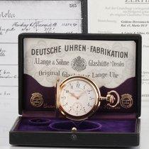 A. Lange & Söhne Rotgold 54mm Handaufzug gebraucht Deutschland, Berlin