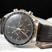 Omega Speedmaster Professional Moonwatch 145.022 - 69 ST Gut Stahl 42mm Handaufzug