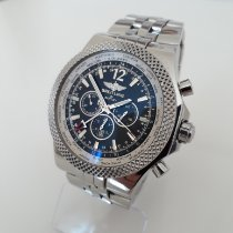 Breitling Bentley GMT A47362 2009 pre-owned