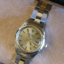 Rolex 6916 Acier 1972 Oyster Perpetual Lady Date 26mm occasion